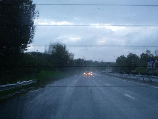 Regen in Eruopa